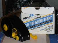 Brand new, never used, Alden 74-35mm bulk film daylight