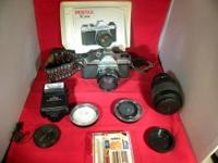 Cash only, no shipping: Used Film Photo Equipment,