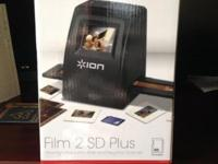 """ION Film 2SD Plus"" Ultra-High Resolution Slide and"