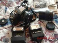 i have a minolta 35 mm slr camera, model X-370 , it has