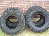 35X12.5X17 Nitto Mud Grapplers, about 6000 miles on