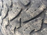 FOR SALE I HAVE 2 35 INCH TOYO OPEN COUNTRY TIRES. THEY