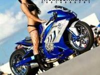 Full custom 2012 bmw s1000rr show bike built for bmw