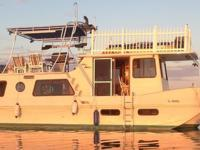 Please call owner Anne at . Boat Location: Islamorada,