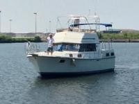 Please call owner Caroline at . Boat is in New Orleans,