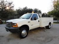 F-450 Super Duty, 7.3L Power Stroke with 19K orig