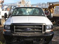 2003 Ford F550 4x2 Cab & Chassis? 4x2 Cab & Chassis?
