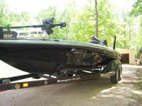 2007 Ranger 520VX Tour Edition with Mercury 225