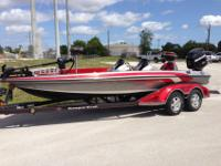 2008 Ranger Z520 All AMERICAN with Mercury 250 Pro XS.
