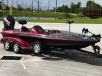 2009 Ranger Z20 All American with Evinrude 225 HO with