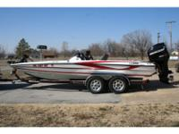 2009 Triton 20X3C Don't be afraid of the price. Make an