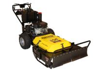 This is the only brush mower to consider if you're