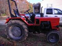 95 or 96 Model 300 Belarus Tractor 36 HP 273 Hours Live