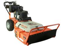 This heavy duty Brush Beast brush mower powered by a