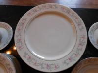 36 piece Dynasty Fine China. Made in China. Rapture