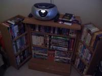 36 YEARS COLLECTION OF VHS MOVIES OVER 100 MOVIES MOST