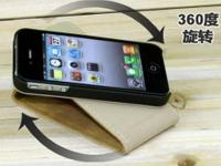 Brand new case for iPhone4g 4S .Stylish belt adornment,