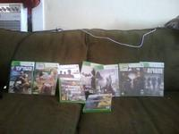I have Far cry 3 very good condition, FEAR 3 good
