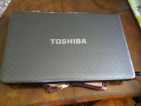 "I have a Toshiba Satellite 17"" for sale! Price is"
