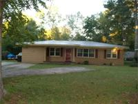 VERY NICE 3br/1ba brick home with ch/a, energy