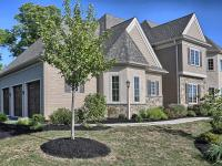 This 4 bedroom, 5 bath Manheim Township home was built