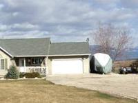 1074 Hamilton Heights Corvallis, MT 59828. $365,000.