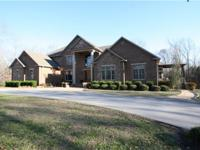 Remarkable executive home on 4.5 acres, designed for