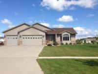 A beautiful four level split on a half acre in the