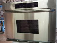 #71216-7 Brand New 36 Inch Single Electric Wall Oven