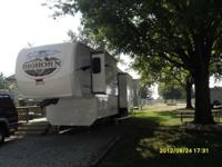 36 ft, 2008 Hartland (Bighorn trailer 5th wheel), model