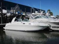 2004 Sea Ray 260 SUNDANCER This popular Sea Ray Sport