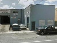 37,000 square foot industrial building. Completely