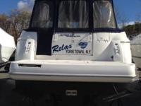 Please call owner Mark at . Boat located Croton on