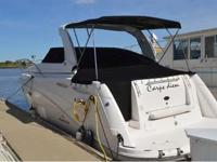 BOAT OWNER'S NOTES for 2007 RINKER 350 EC in EXCELLENT