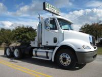 2006 Freightliner Columbia Tandem Daycab, Mercedes