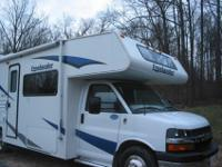 This is our very nice 29 foot long motorhome for sale.