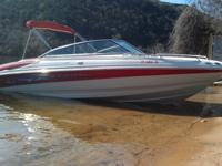 2006 230LS Crownline for sale. All offers entertained