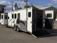 2007 Kiefer Built Genesis X-8143, fully loaded 3 horse