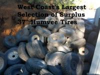 MILITARY SURPLUS TIRES & TIRES El Dorado 4x4. ... Call