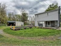 Unique home for the buyer trying to find something