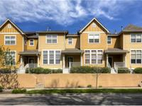Clean Garden Village 4 bed 4 bath townhome in The