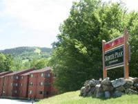 Well-priced ski-in/ski-out two-bedroom condominium in