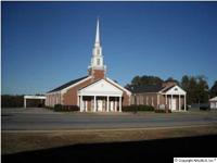 CENTRE FIRST BAPTIST CHURCH CURRENT LOCATION IS FOR