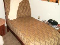 THIS IS A SCHNADIG FAINTING COUCH AS SOME HAVE CALLED