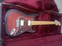 Mint, rarely used Fender Stratocaster - This is a