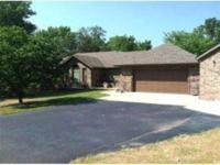 Great Location! All brick home on a private &