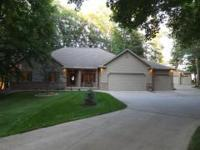 Beautiful Energy Star certified ranch home on mature