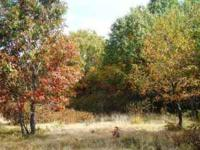 This beautiful wooded WI property has a mixture of