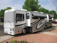 2002 FLEETWOOD DISCOVERY 37U, FOR SALE $69,950. Mileage