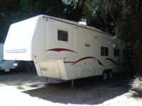 2000Terry 30.5ft 5th Wheel 2 Slideout +2002 Dodge2500
